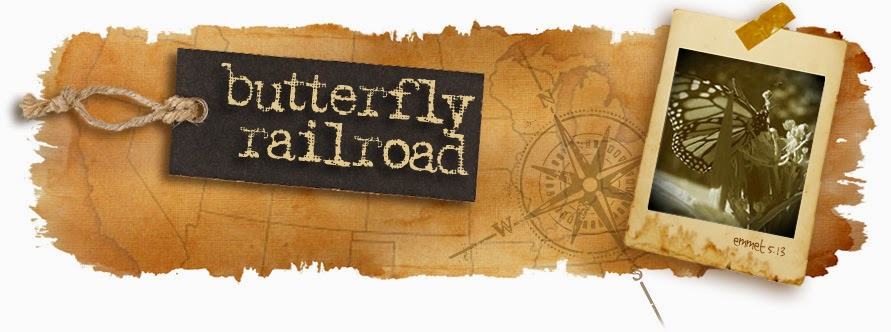 butterfly railroad