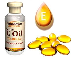 1001 Usos del Aceite de Vitamina E >