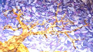 3 Arvore_despida_ sobre texturas de folhas_Aditivo_255