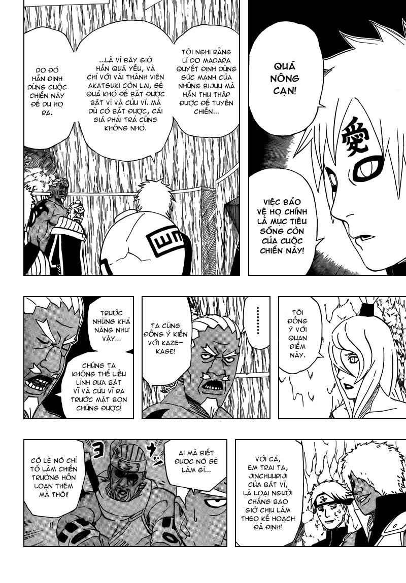 Naruto chap 468 Trang 6 - Mangak.info
