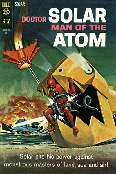 Doctor Solar Man of the Atom