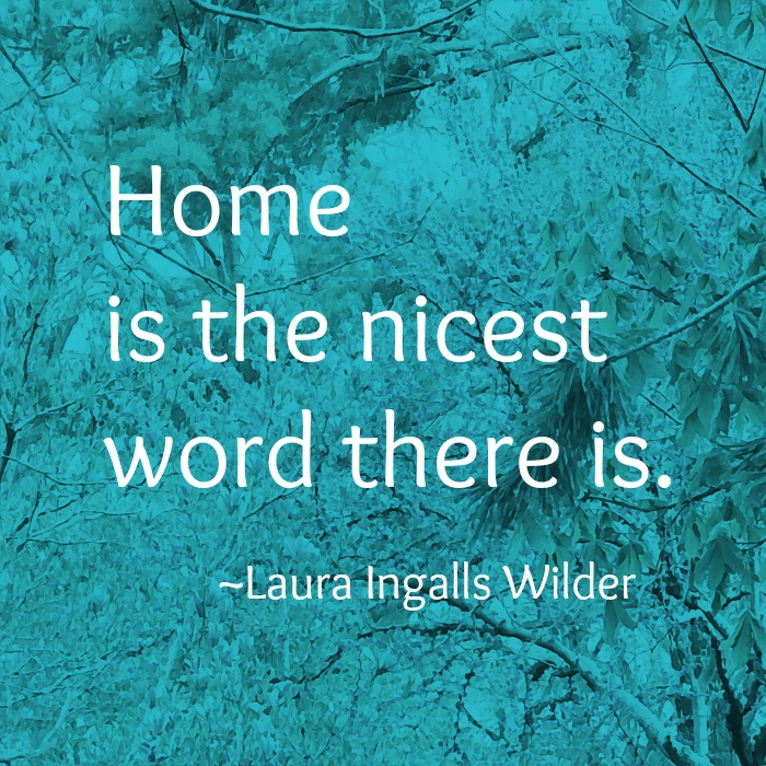 I love all things home.