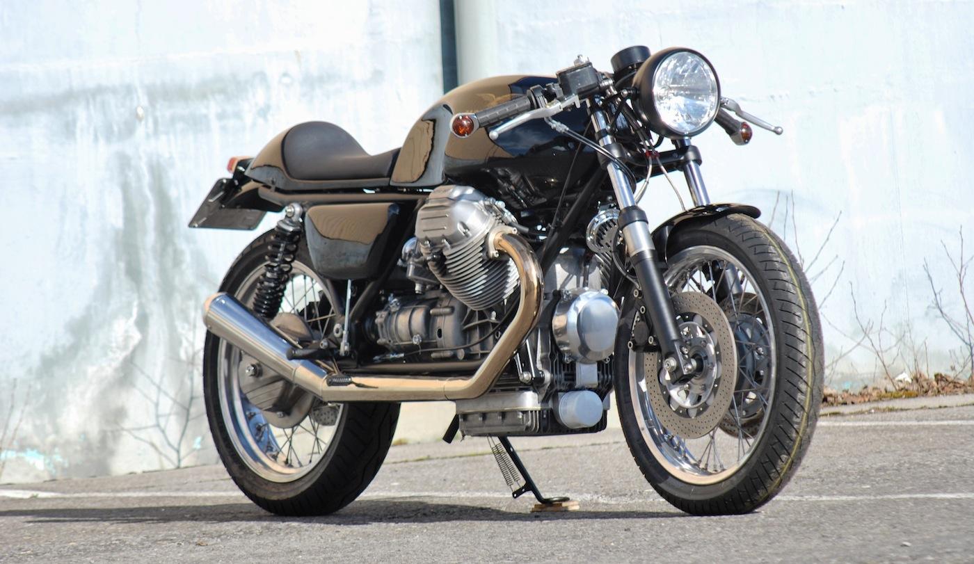 Paul's SP1000 by HT Moto
