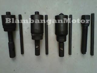 Treker magnet Honda Grand, Kharisma, Neotech, Tiger