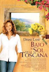 Bajo el Sol de la Toscana Poster