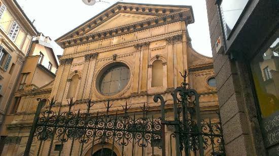 Chiesa di Santa Maria presso San Satiro a Milano