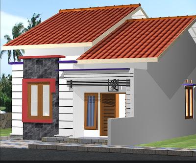 Contoh Model Rumah Minimalis Sederhana Type 36