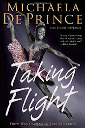 Reading Taking Flight: From War Orphan to Star Ballerina by Michaela DePrince