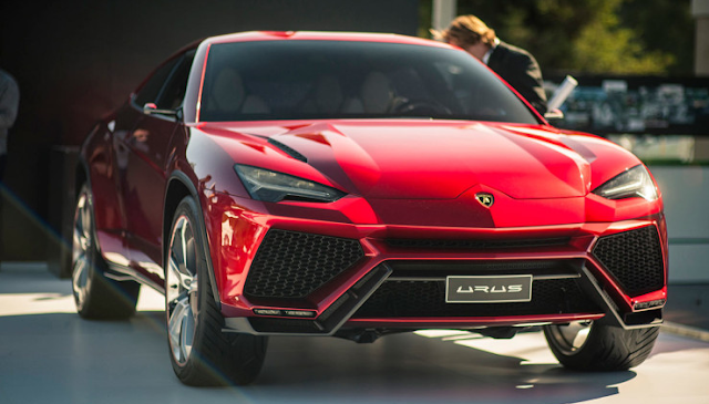 2018 Lamborghini URUS SUV Price, Review and Release Date