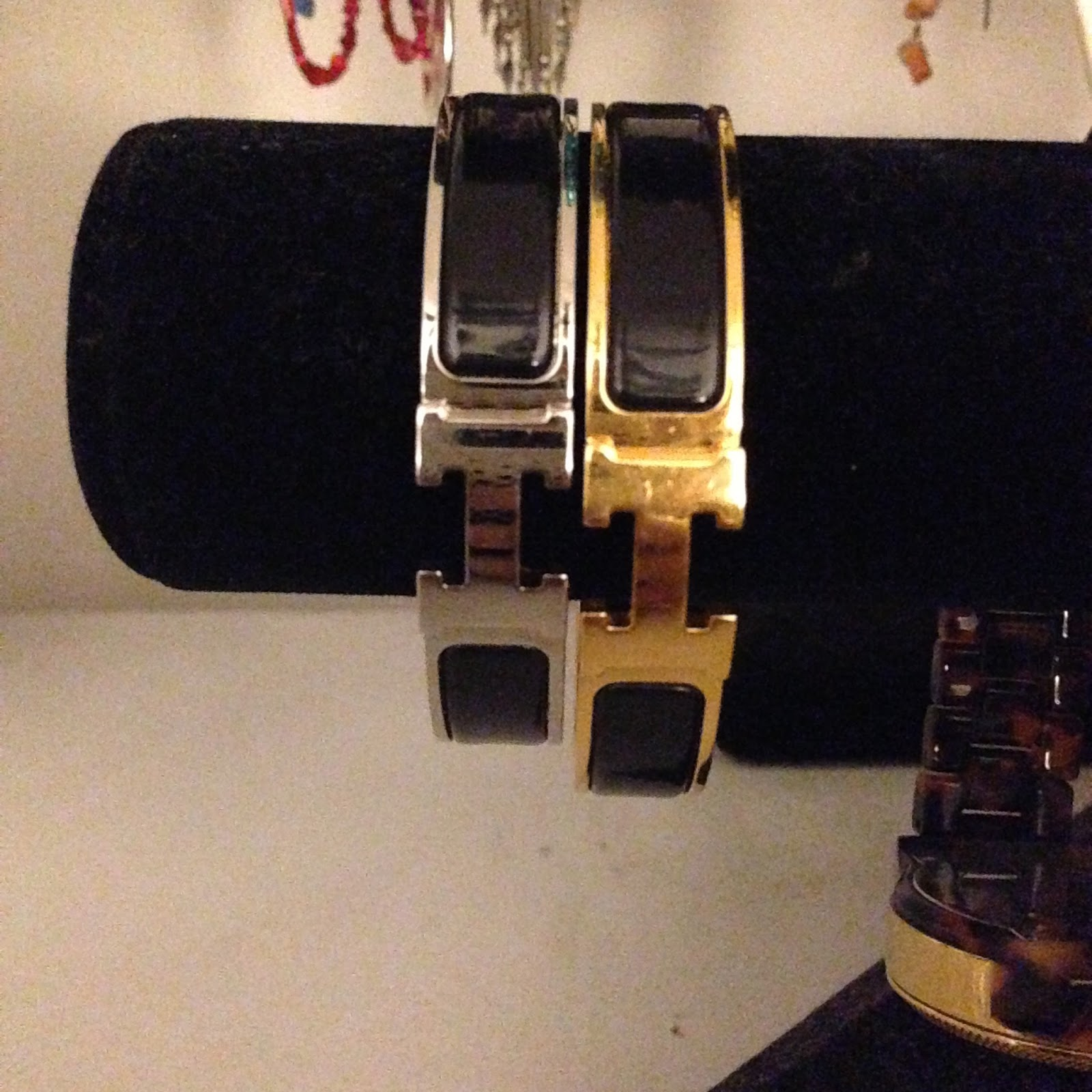 Herm 232 S Clic H Bracelet Pm Vs Gm Domesticated Me