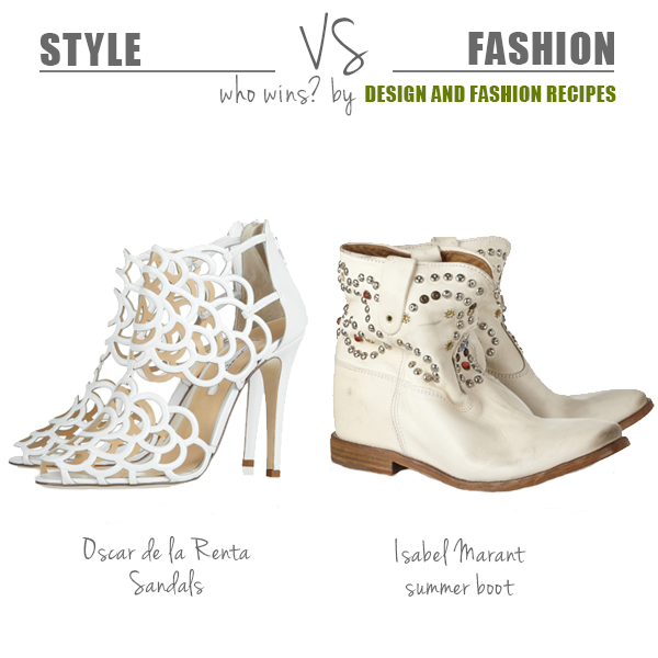 summer boot on design and fashion recipes