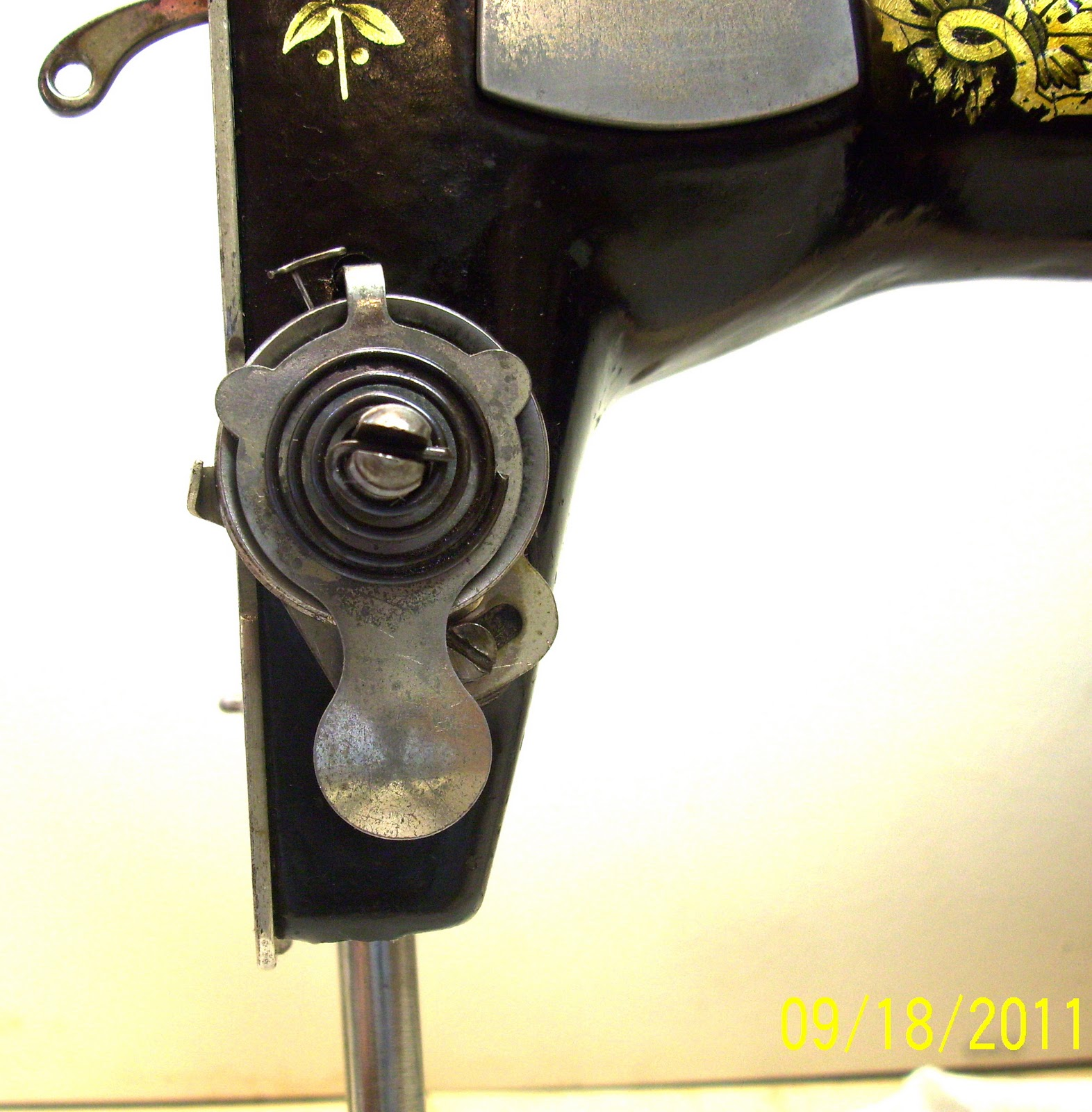 singer sewing machine tension assembly