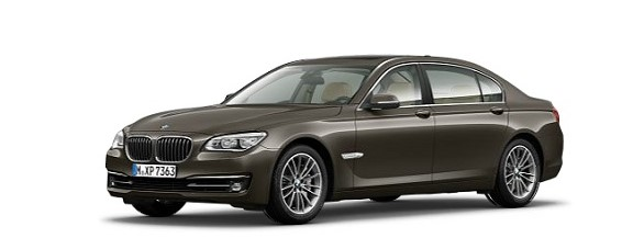 Harga Mobil BMW Seri 7