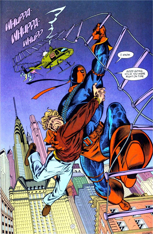 Deathstroke (1991) Issue #6 #11 - English 22