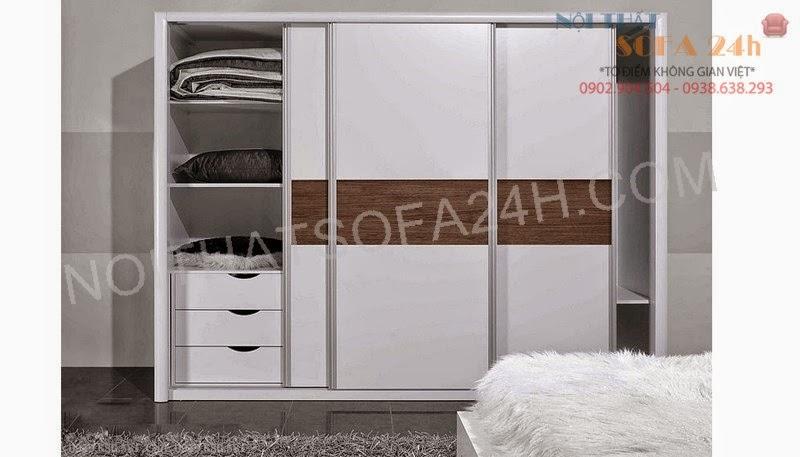 Tủ áo TA061