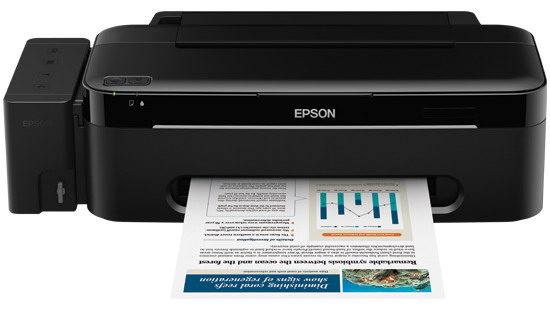 Atasi Printer Epson L100 Blinking dengan Resetter Software