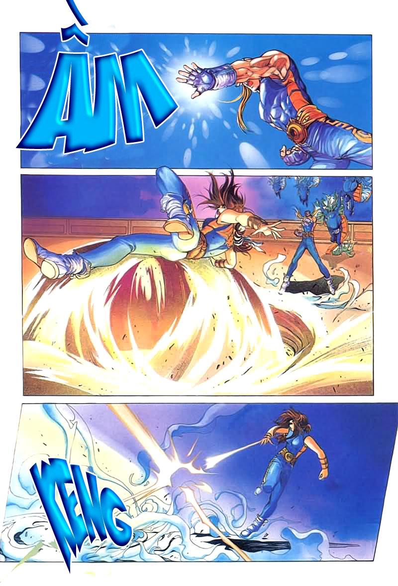 Cyber Weapon Z - Siêu Thần Z chap 4 - Trang 48