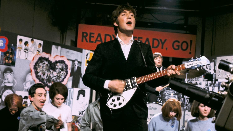 The Daily Beatle: The Beatles on Ready Steady Go!