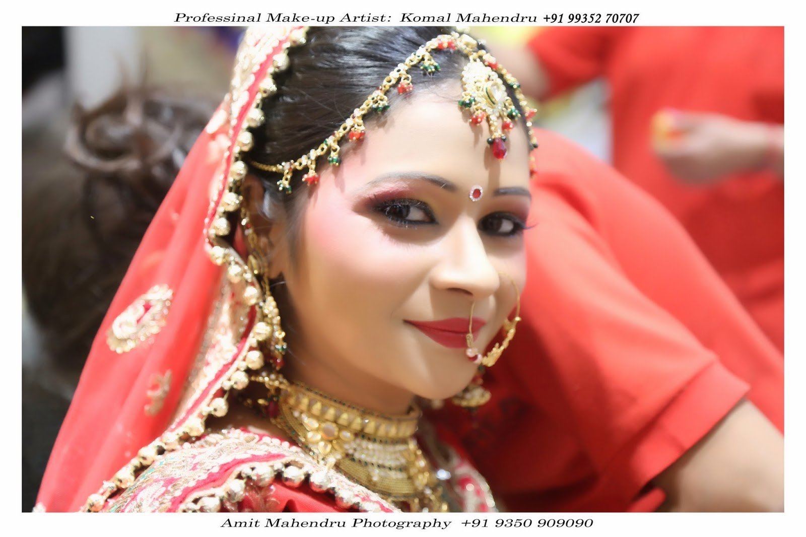 Komal mahendru s professional makeup lucknow india bridal makeup - Best Bridal Makeup Artist In Lucknow Https Www Facebook Com Komal Mahendru