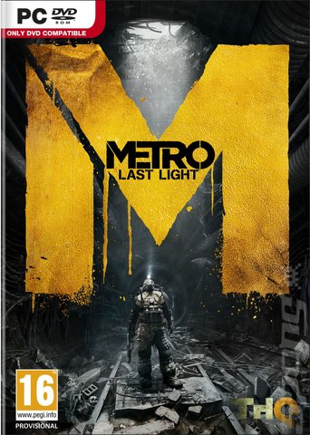 Metro Last Light Update 3-RELOADED | 2013 | FULL PC