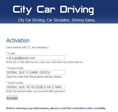 city car driving 1.2.3 keygen