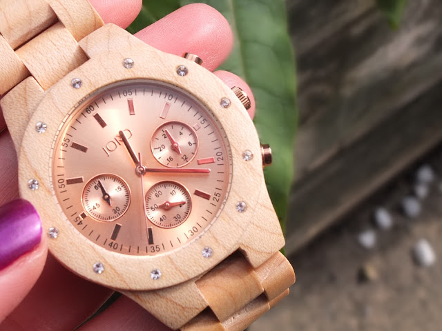 Jord Wood Watch UK Fashion Blog
