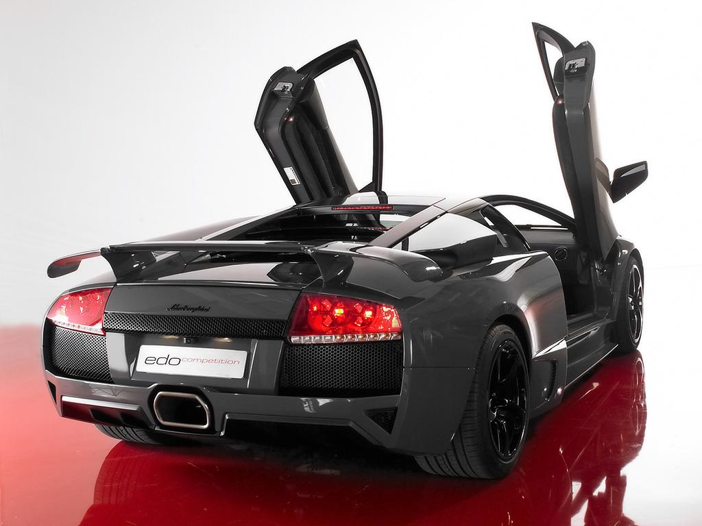 Lamborghini Murcielago Spider 3
