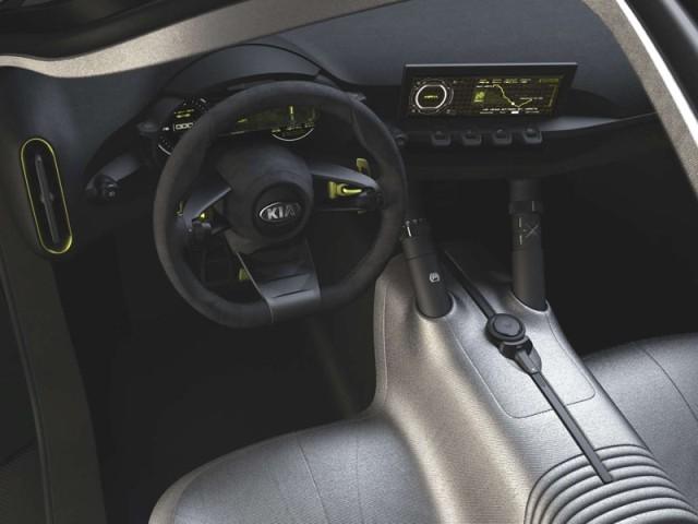 2013 Kia Niro interior