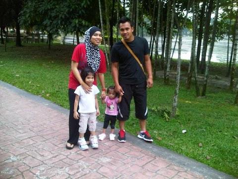 Morning Walk @ Tasik Permaisuri