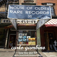 Carlo Gambino Low For Me EP Midnight Social Recordings