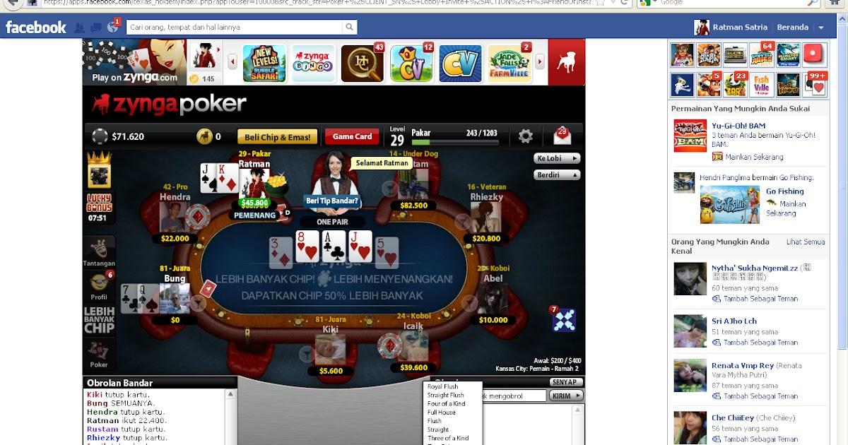 Kartu yang bagus dalam poker