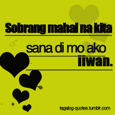 tumblr quotes love tagalog love quotes tagalog part 1