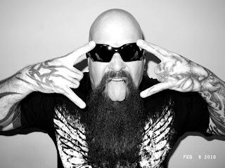 "Kerry King: ""Slayer é o AC/DC do thrash metal"""