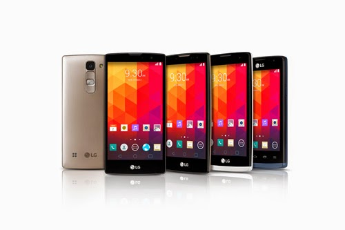 LG Joy, Leon, Magna, Spirit mid-range smartphones announced ahead of MWC