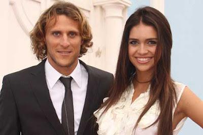 La separacion de Diego y Zaira se traslada a la Copa America