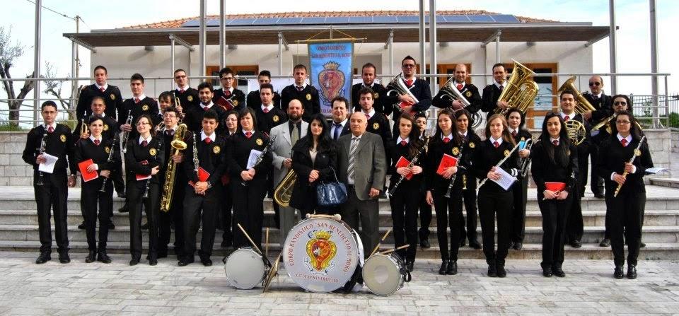 """Corpo Bandistico """"San Benedetto il Moro"""""""