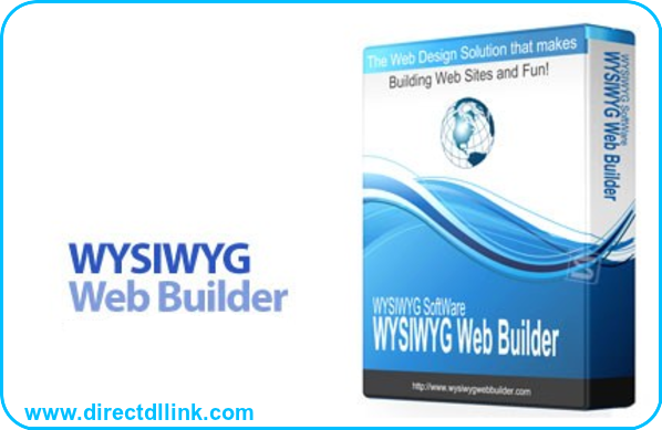 WYSIWYG Web Builder 10.3.3 + Crack