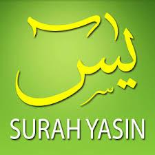 Que Achmad Dot Com Eksklusif Surah Yaasin Dalam Rumi