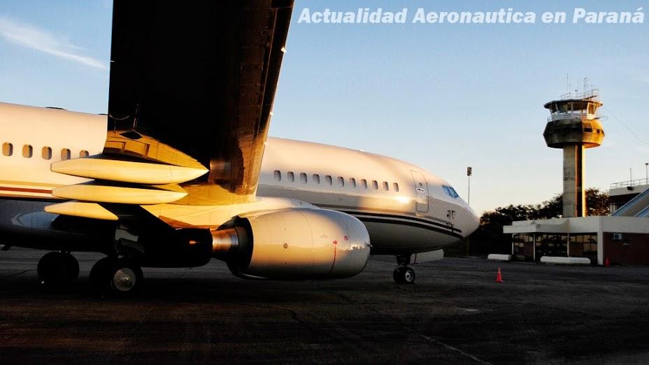 Actualidad Aeronautica en Paraná