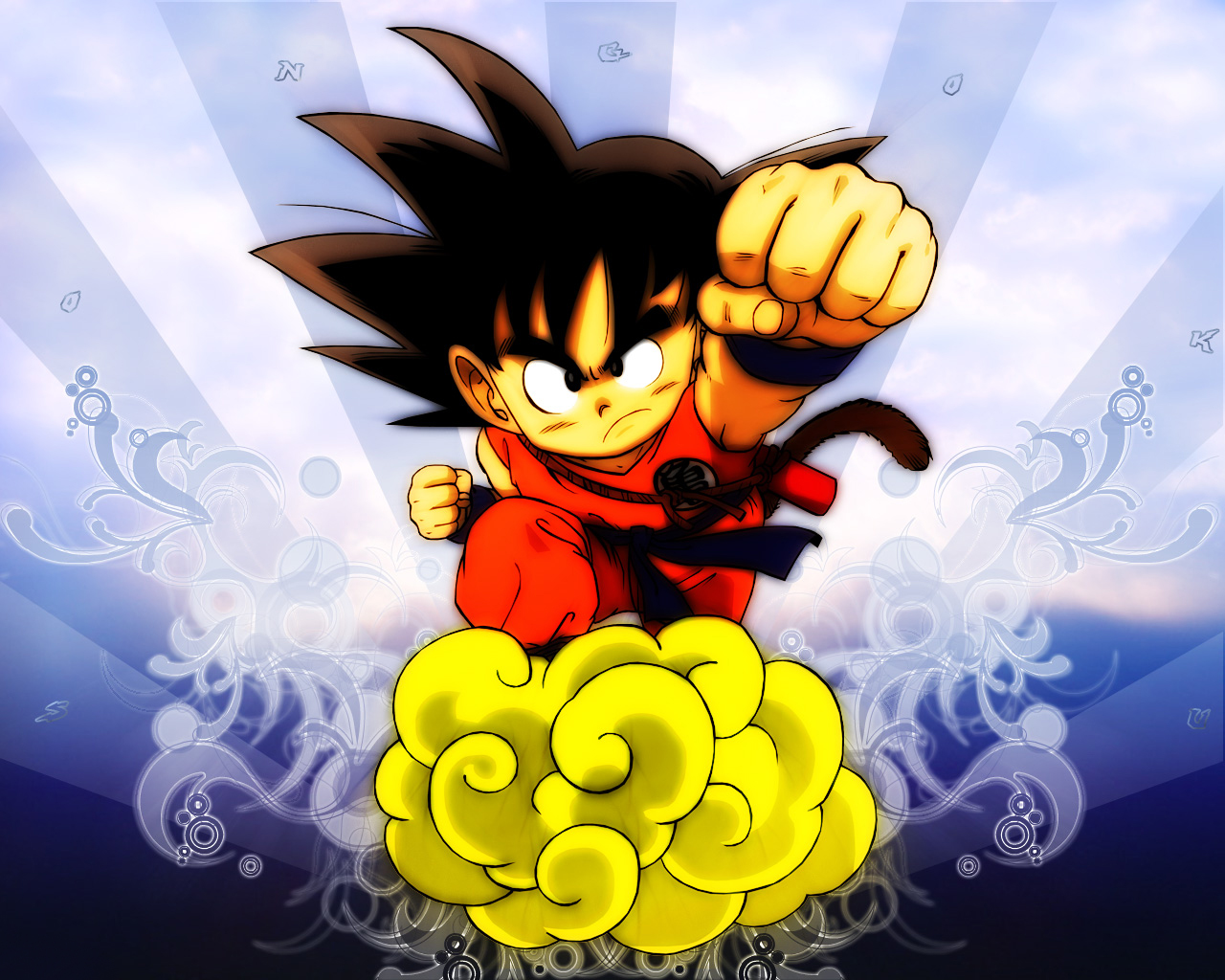 Dragon Ball HD & Widescreen Wallpaper 0.545083816480429