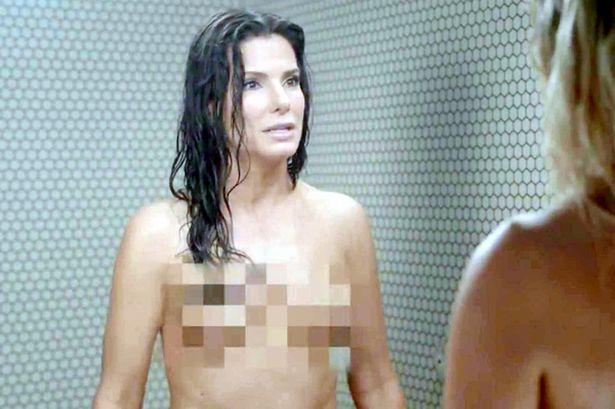 Sandra bullock rela tampil telanjang demi chelsea inikabarku com
