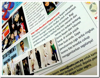 ghaffs in intrend magazine