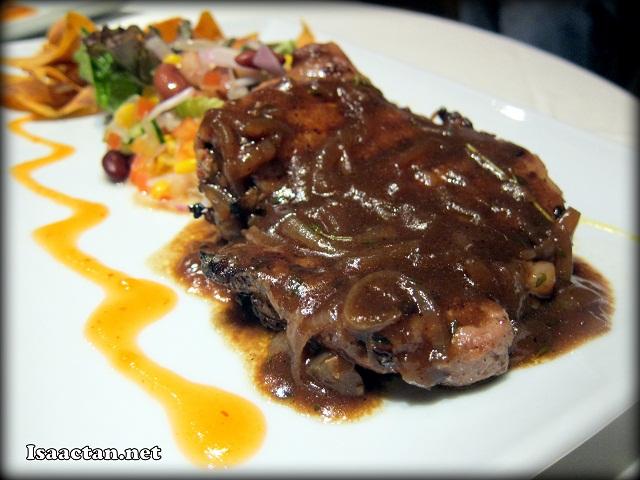 Expresso Chicken - RM25