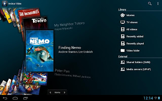 Download Latest Archos Video Player v7.5.8 android apk