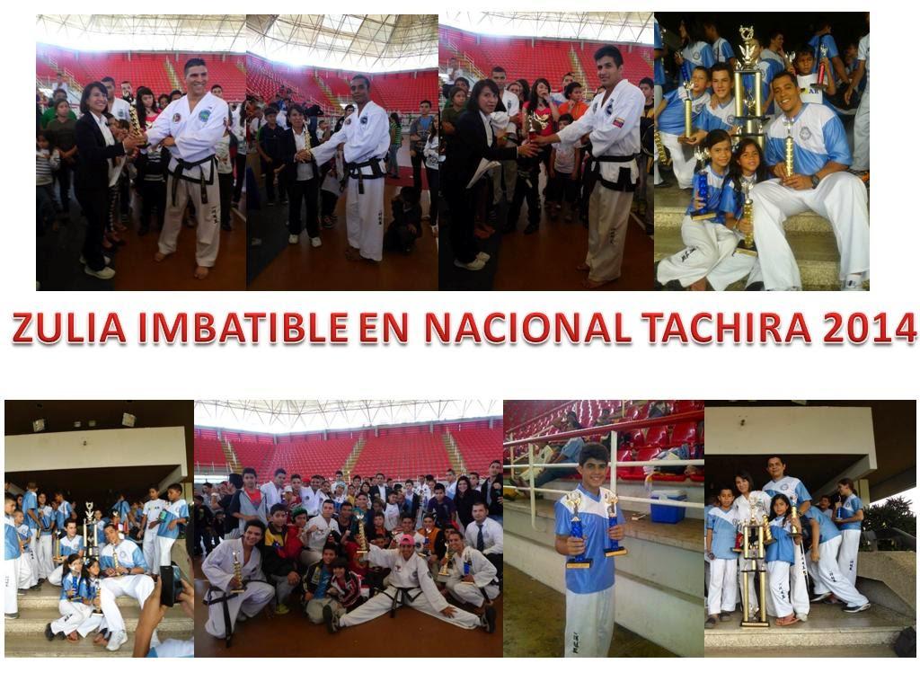 NACIONAL DE TAEKWON-DO ITF TACHIRA 2014
