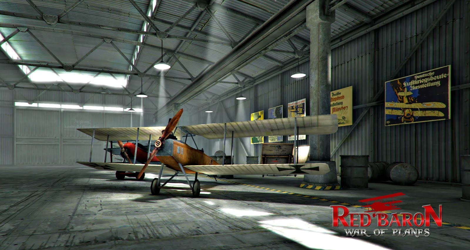 Red Baron: War of Planes v1.95 Mod