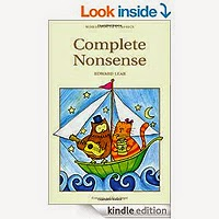 FREE: The Book of Nonsense by Edward Lear
