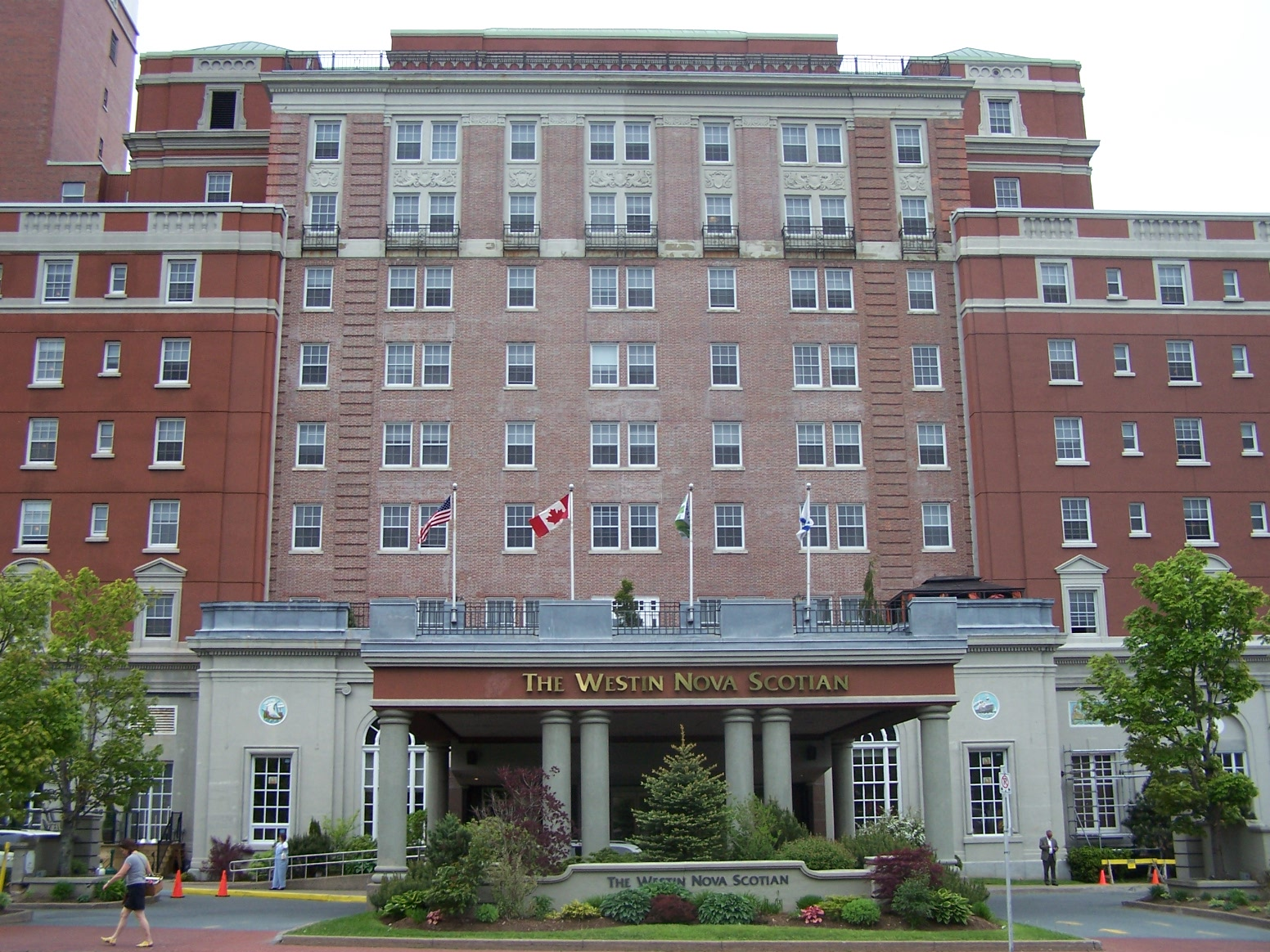 Some Pictures Of Halifax S Great Railway Hotel The Westin Nova Scotia