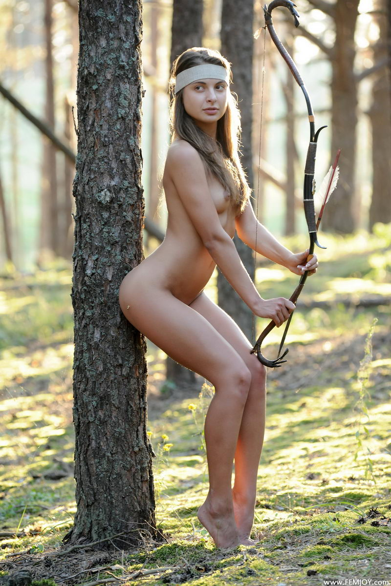 Naked girl of amazon nude video