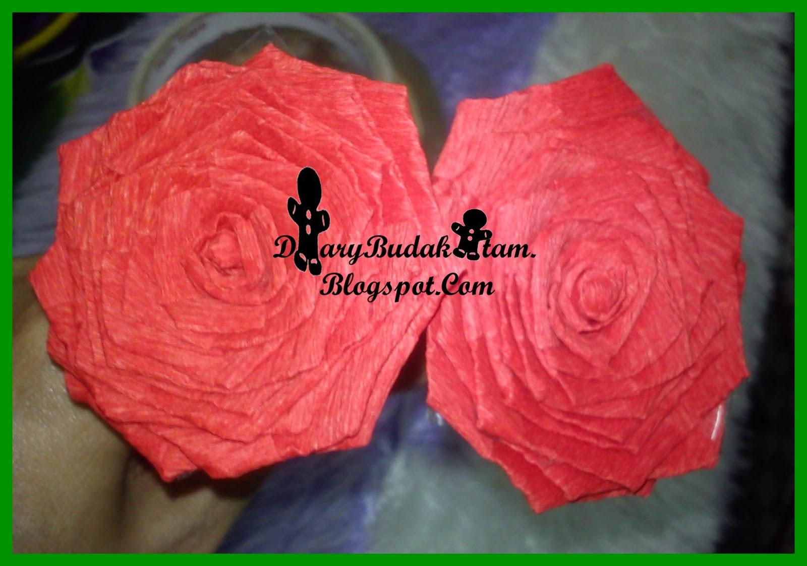 ... terpulang bunga crepe diy joy studio design gallery best diy bunga